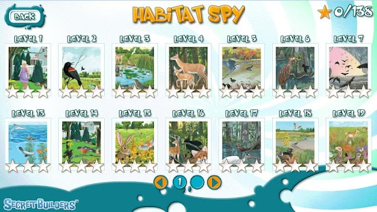 Hidden Object Jr Habitat Spy 解謎 App-愛順發玩APP