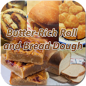 Butter Roll Bread Dough Recipe
