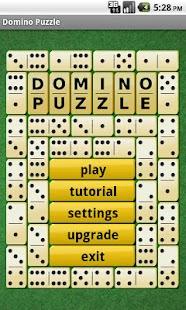 Domino Puzzle- screenshot thumbnail