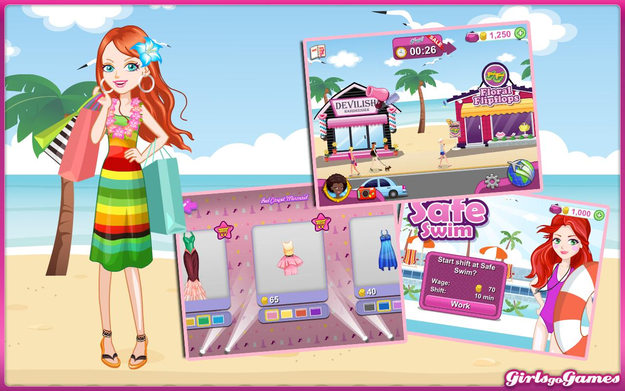 Shopaholic World - screenshot