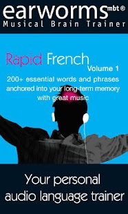Earworms Rapid French Vol.1- screenshot thumbnail