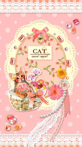 Pinky World of Cats LWP