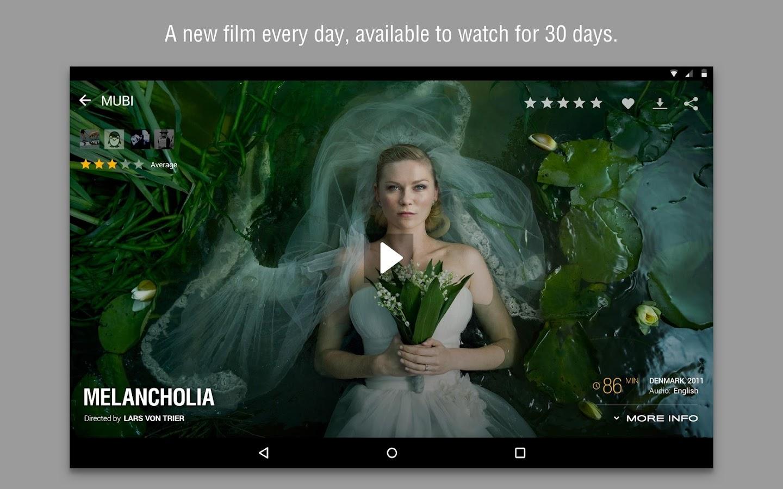 MUBI – Stream Download Films