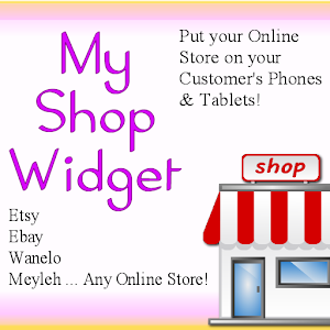 My Shop Widget 購物 App LOGO-APP試玩