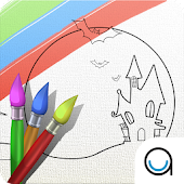 Tiny Artist Coloring FREE