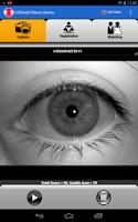 Screenshot of IriShield Demo