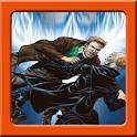 Tek War #2 logo