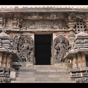 by Nithesh Panikkassery - Buildings & Architecture Architectural Detail