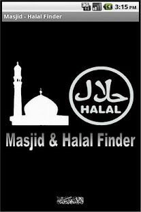 Masjid & Halal Finder - screenshot thumbnail