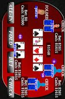 Screenshot of Poker - Texas Holdem