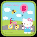 Hello Kitty Bike Theme icon