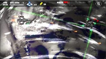 Screenshot of Celestial Assault