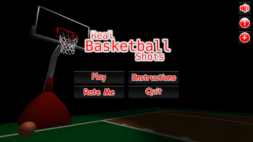 Real Basketball Shots Ads
