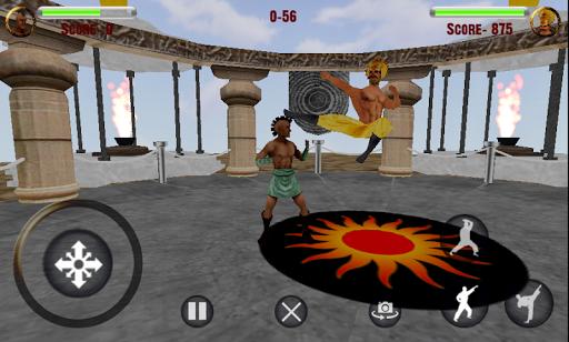 栄光のために戦う:3D戦闘ゲーム