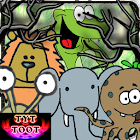 hunting trips - zombie animal icon