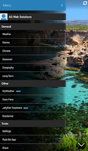 Malta Weather- screenshot thumbnail