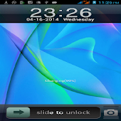 Droid Ex Go Locker Theme