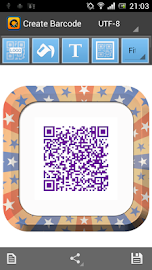 QuickMark Barcode Scanner Screenshot 6