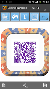 QuickMark Barcode Scanner Screenshot 6