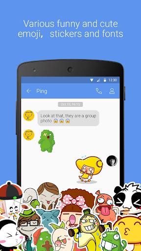 GO SMS Pro v4.62