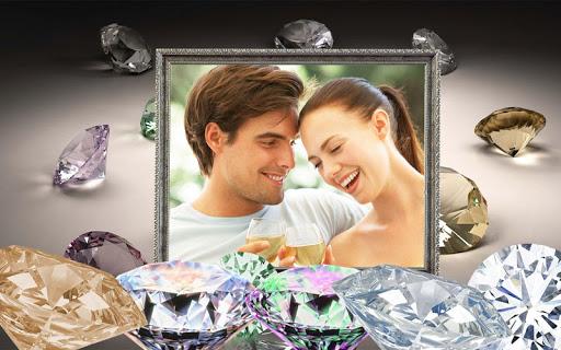 钻石相框|玩攝影App免費|玩APPs