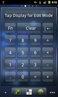 Calculator Widget- screenshot thumbnail