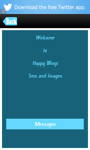 Happy Bhogi Messages SMS Msgs