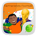 Netherlands Football Theme icon