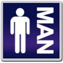 The Real Man App icon
