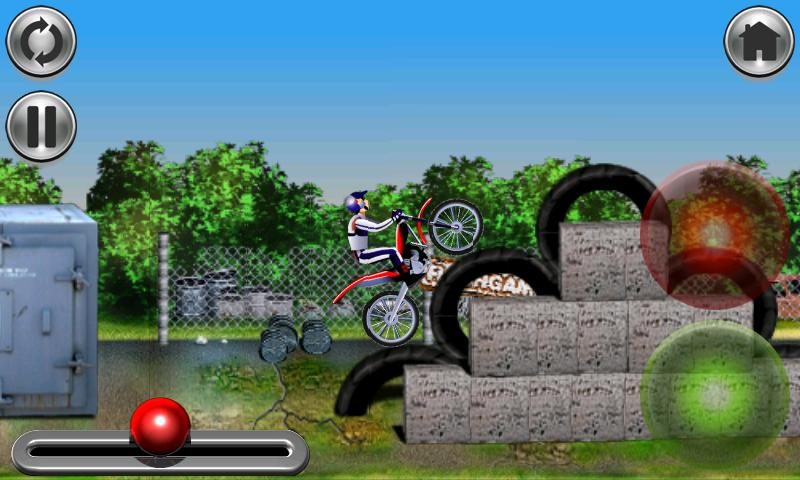 Bike Mania Racing- screenshot