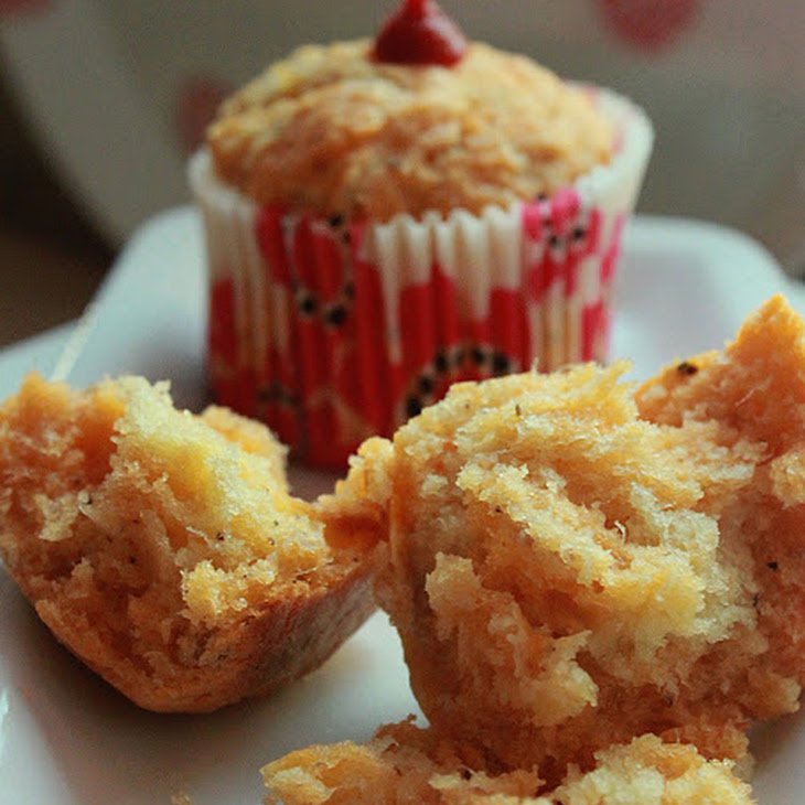 Tuna and Oregano Muffins Recipe