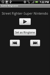 GAME RINGTONES - screenshot thumbnail