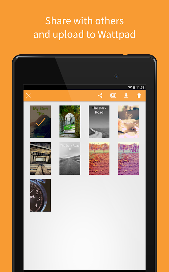 Book Cover Creator For Wattpad : Covers by wattpad android apps on google play