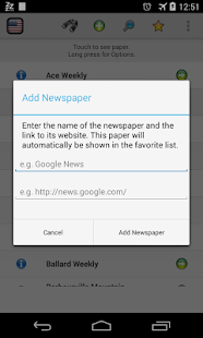 All Newspapers Kentucky - Free - screenshot thumbnail