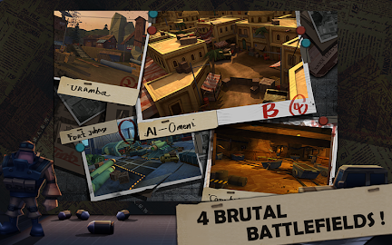 WarCom: Genesis Screenshot 5