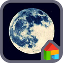 super moon dodol theme icon