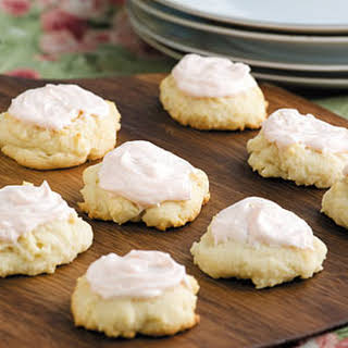 Italian Cheese Cookies.
