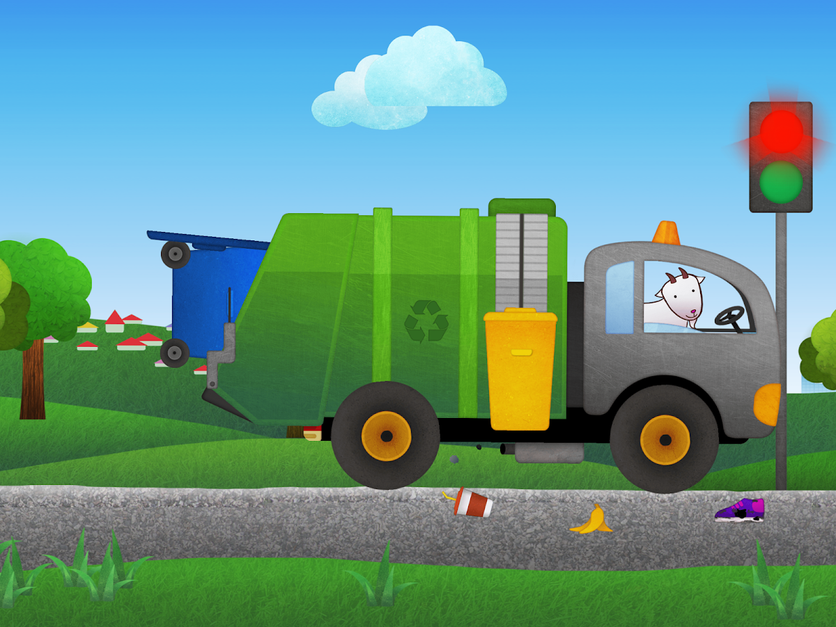 Vroom! Cars & Trucks for Kids- screenshot