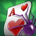 AE Spider Solitaire logo