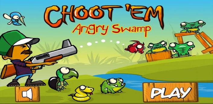 Angry Swamp ChootEm v1.0 apk