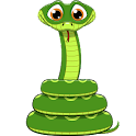 My baby snake pet icon