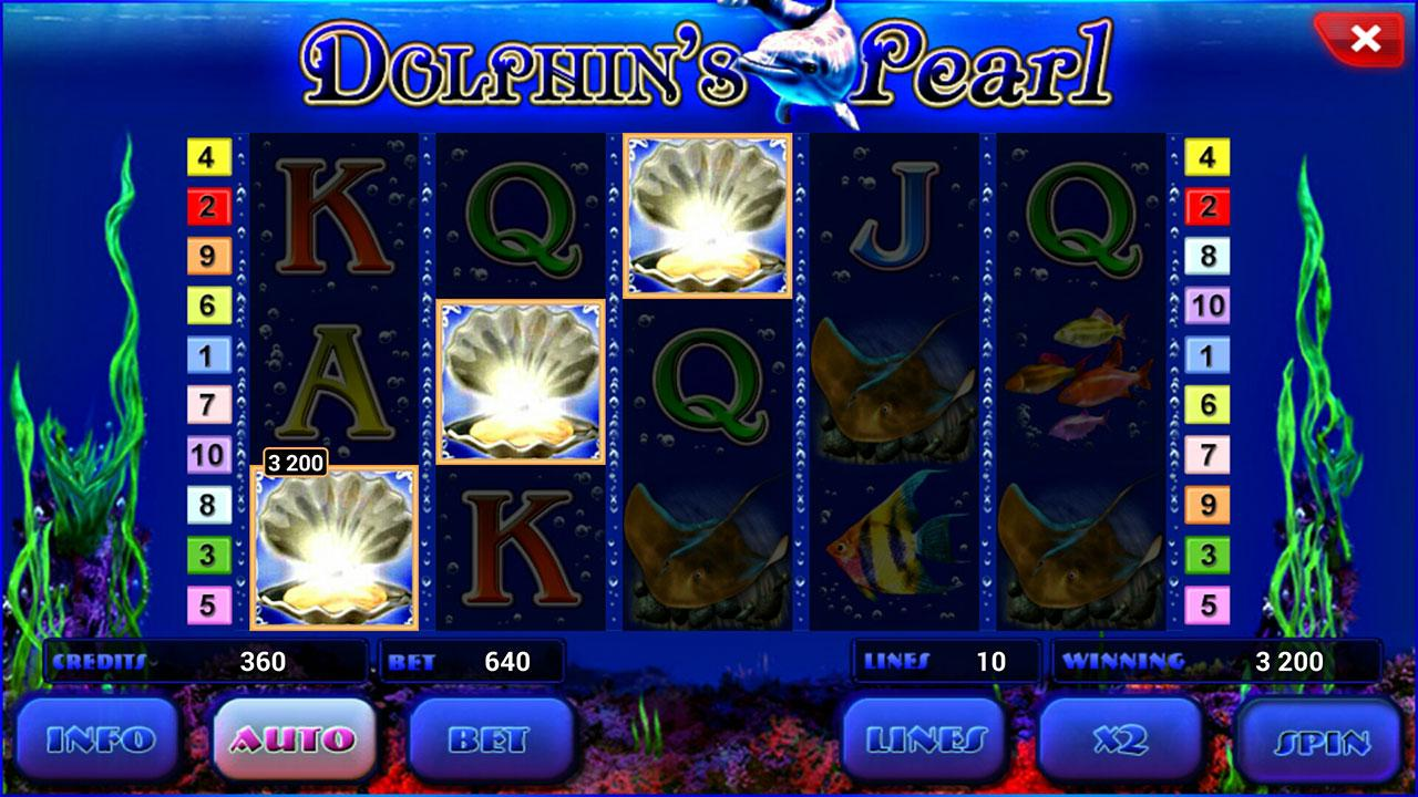 play dolphin pearls deluxe