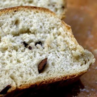 Kalamata Olive Bread