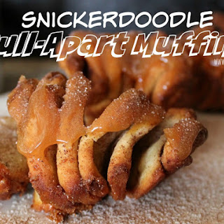 ~Snickerdoodle Pull-Apart Muffins!