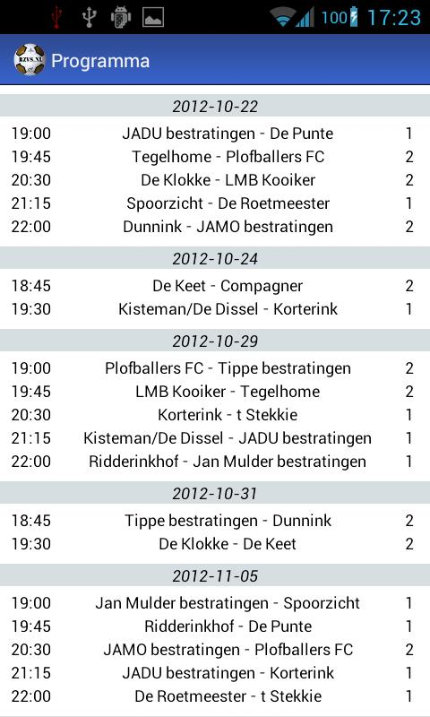 RZVS.nl - screenshot