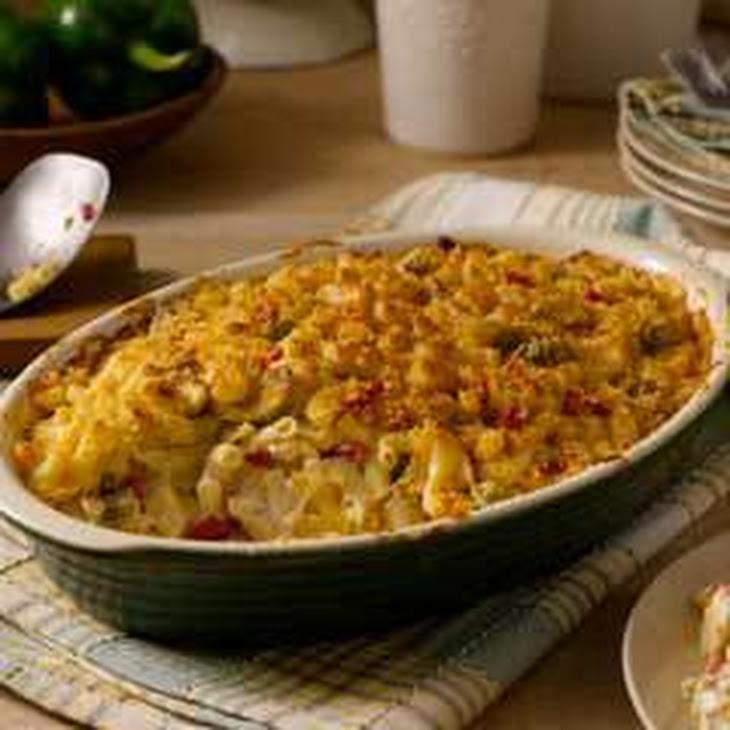Chicken Macaroni Casserole