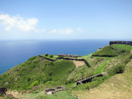 brimstone-hill-st-kitts - Brimstone Hill Fortress on St Kitts.