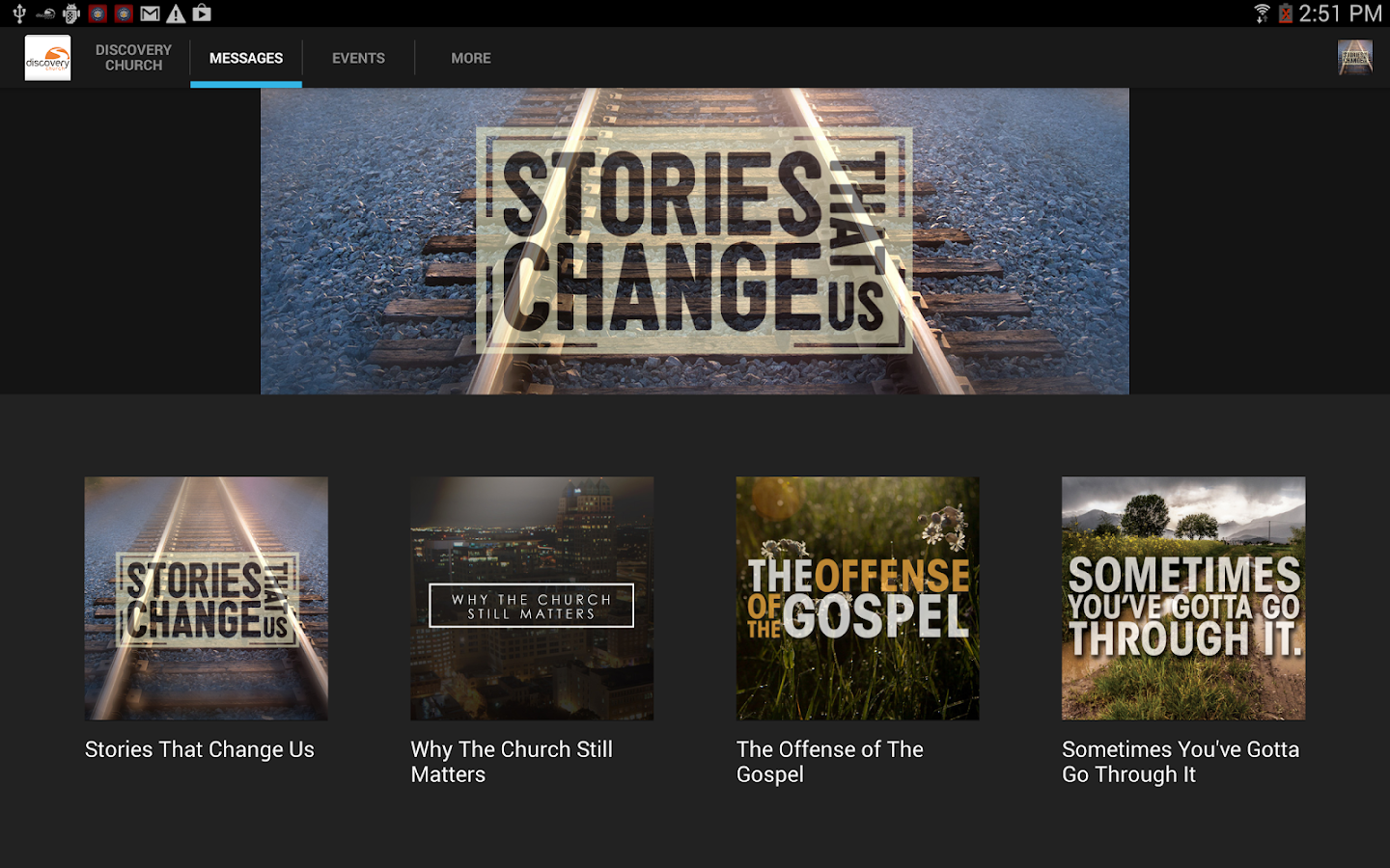 Discovery Church Florida- screenshot