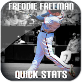 Freddie Freeman Braves Widget