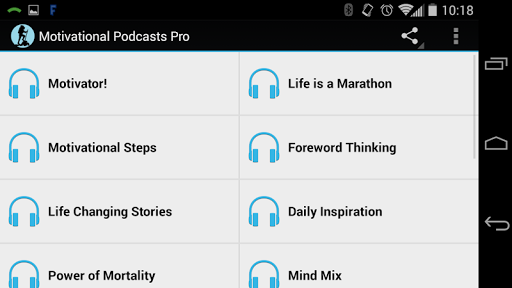 Motivational Podcasts Free